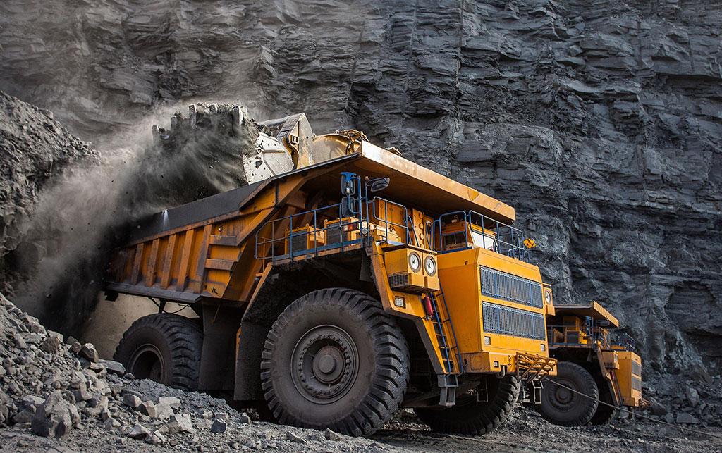 Heavy equipment leasing
